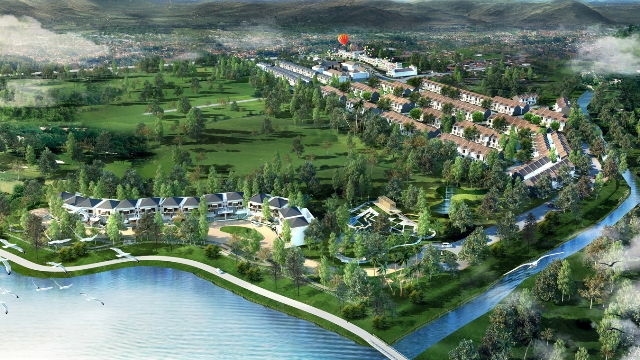 masterplan-citra-lake-sawangan
