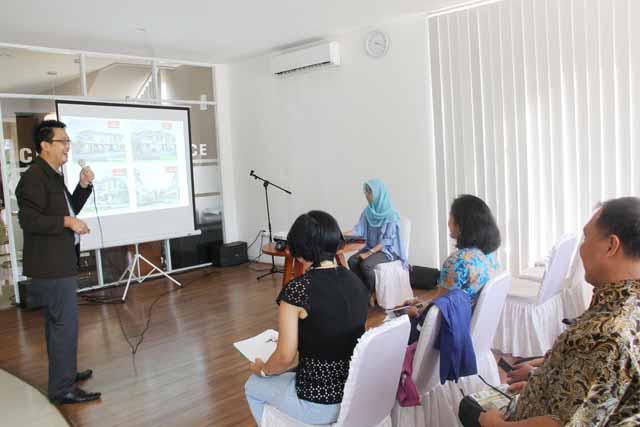 Menyambut Launching Citra FineHomes, CitraLake Sawangan Adakan Agent Gathering