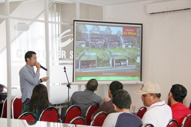 Sharing Product Knowledge kepada Pandawa Group