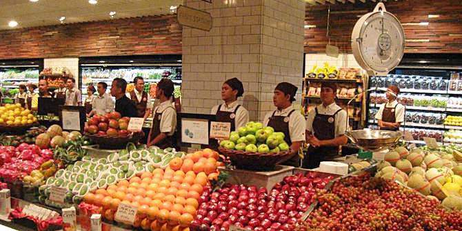 Farmers Market Hadir di CitraLake Sawangan