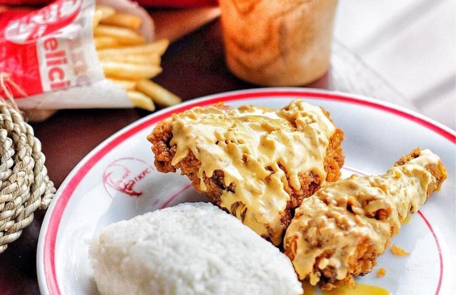 Kelezatan Ayam Goreng KFC di CitraLake Sawangan