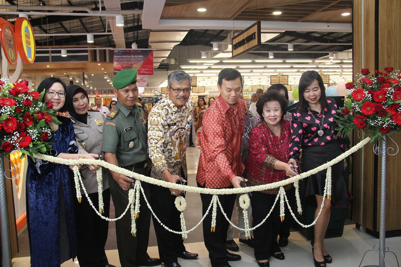 Pembukaan Farmers Market yang ke-23 di CitraLake Sawangan